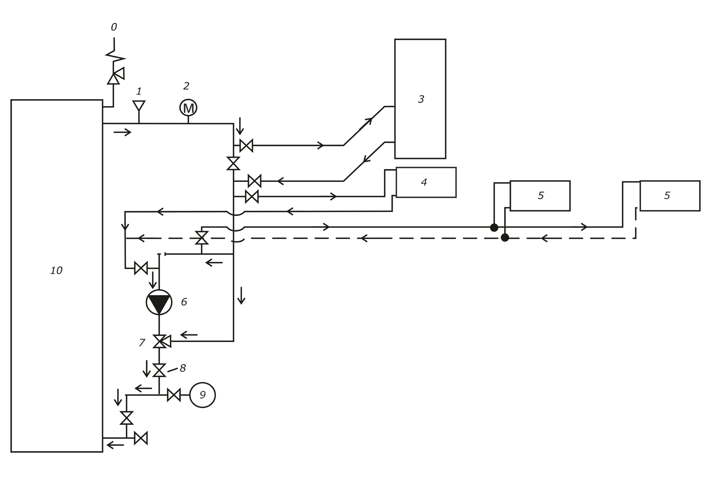 принципиальная схема очага alex bauman